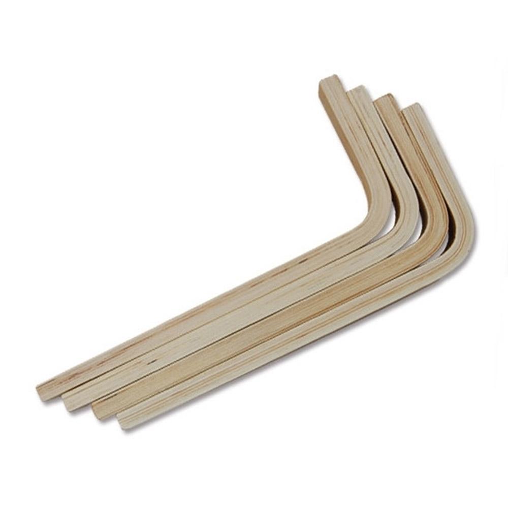 토리 원목 책상다리 4개 세트, 초등용다리(54cm/4개)