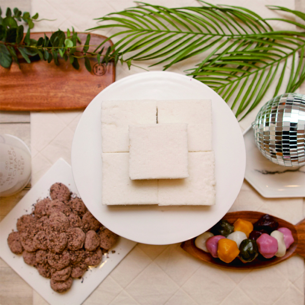 착한떡 백일떡 - 백설기+수수팥떡+오색송편 100일떡 백일상차림 백일상 생일떡, 1개