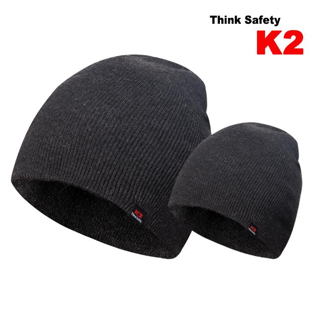 K2 비니 IMW16950, 블랙+그레이