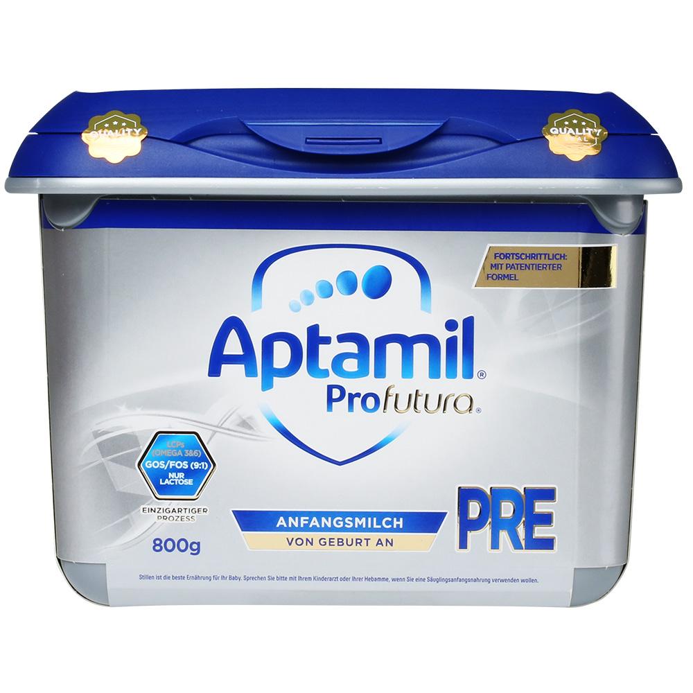 압타밀 프로푸트라 어드밴스 분유 Pre 단계, 800g, 1개
