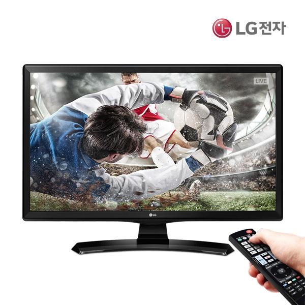 LG모니터 프리미엄 고화질/ HDTV/LED TV /24인치/평면형 /2.0ch스피커/광시야각 패널, 458597