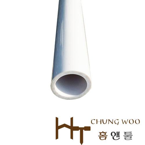 평화 PVC파이프 VG1 수도용(1M단위), 1개