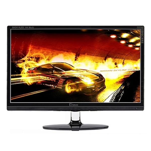 [KXG] 게이밍 모니터/프리미엄 고화질/ LED 144 MULTI HOT 게이밍 [무결점] /24형 LED LCD(와이드) TN패널 스피커내장, 436692