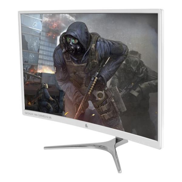 [KXG] 게이밍 모니터/프리미엄 고화질/UNDERDOG 144 CURVED D.VA /24형 LED LCD(와이드) PVA패널, 424080