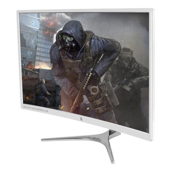 [KXG] 게이밍 모니터/프리미엄 고화질/UNDERDOG 144 CURVED D.VA [무결점]/24형 LED LCD(와이드) PVA패널 게임모드지원, 418620