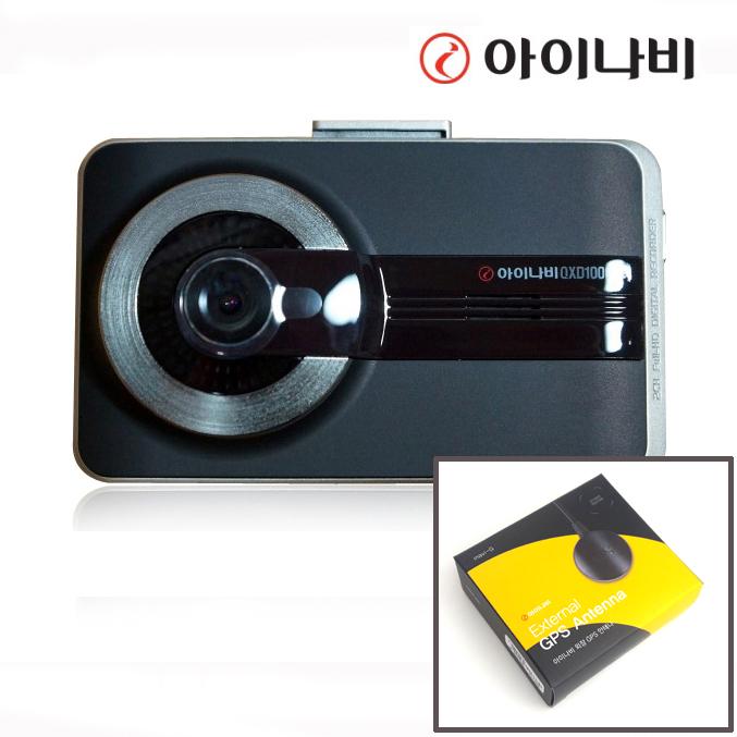 아이나비 블랙박스 QXD1000알파 32G 2채널 FHD 울트라나이트비전, 아이나비 QXD1000+아이나비 정품GPS