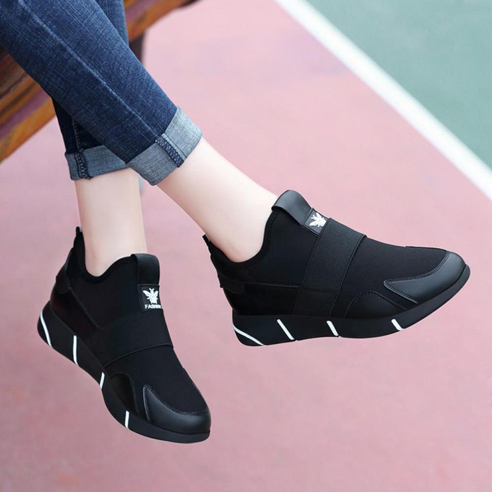겨울 여성 신발 키높이 운동화 슈즈 단화 56 Dgm7ok
