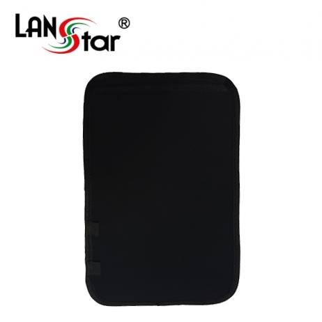 랜스타 전자칠판 12인치 LCD노트 전자 메모패드 TABLET 손글씨, 블랙, LS-BOOGIE-12PUC