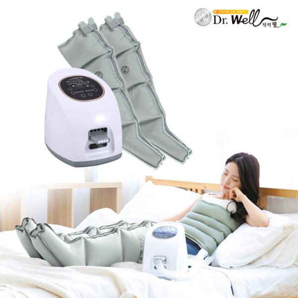 닥터웰 에어웨이브 공기압 다리마사지기 DR-5200