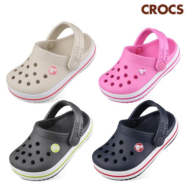 CROCS 크록스키즈 크록밴드 클로그K Crocband Clog K 5종모음