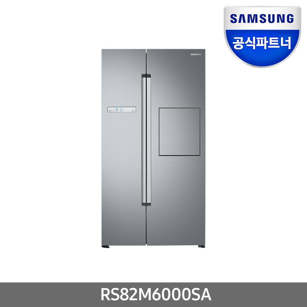 삼성전자 공식HS 양문형냉장고 RS82M6000SA 전국무료배송