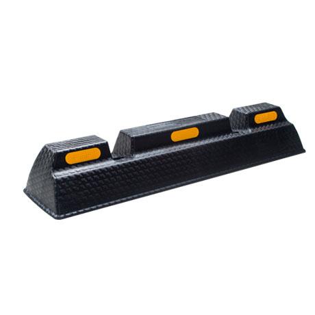 아이젠테크 카스토퍼 PP주차블럭 차량용 PE과속방지턱 5개입(볼트 피셔포함)
