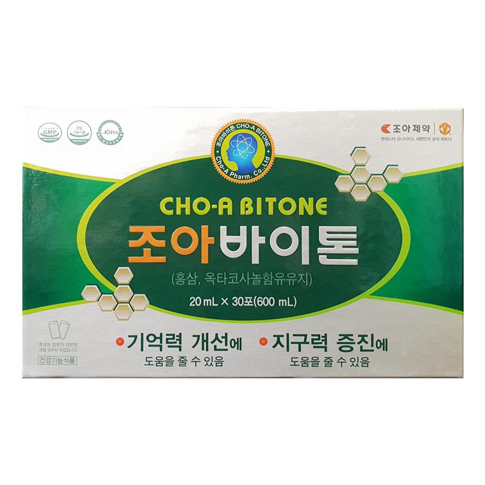 조아제약 조아바이톤 30포 (약국정품)