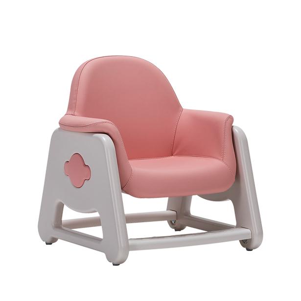 리바트온라인 뚜뚜 높이조절 아이 의자 (핑크 블루), 핑크