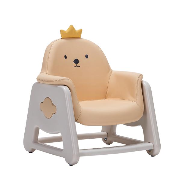 리바트온라인 뚜뚜 높이조절 아이 의자 (병아리 베어), 베어
