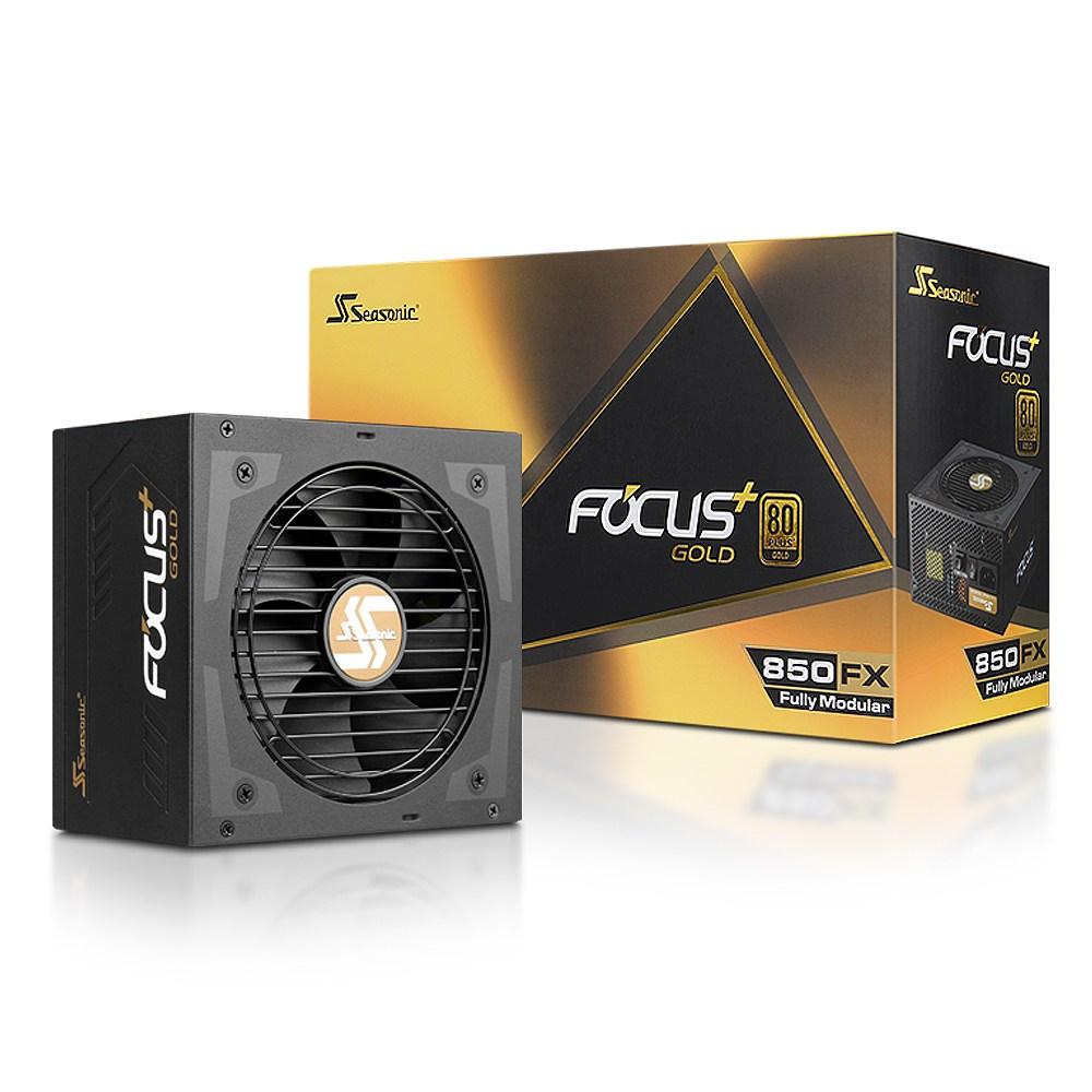 시소닉 FOCUS PLUS Gold SSR-850FX, 단일상품