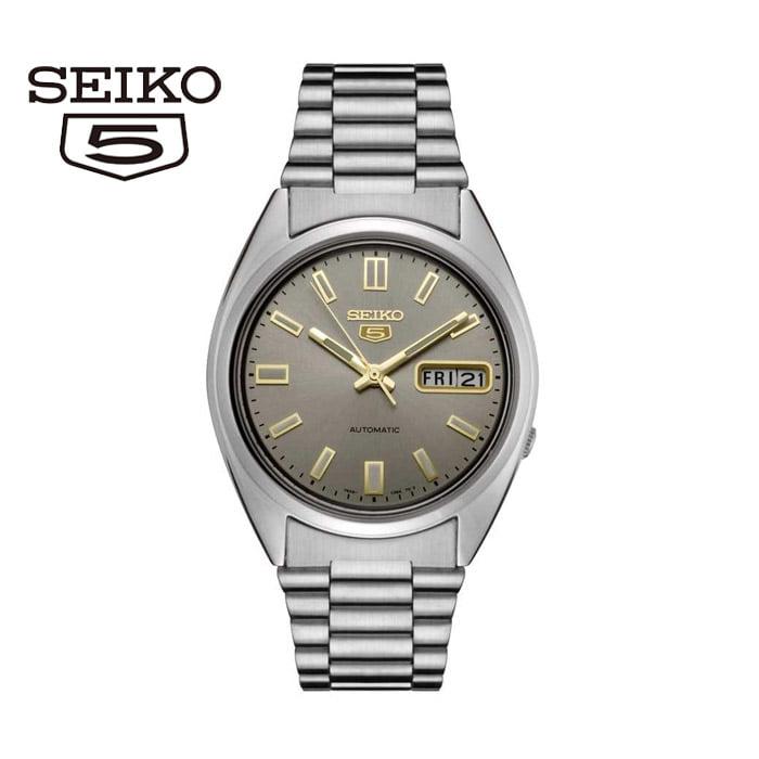 SNXS75K1 세이코5 SEIKO 남성용 오토매틱 메탈시계