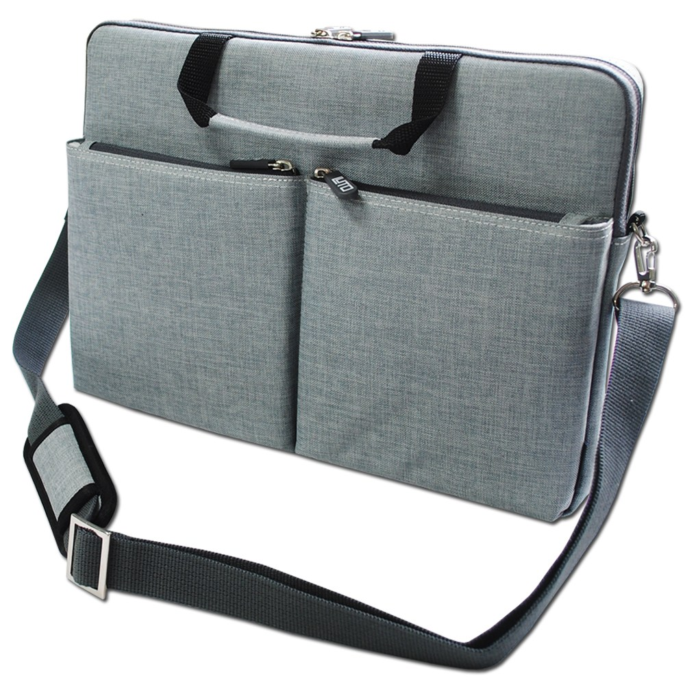 루토 모노그 크로스 수납 LG그램 17인치 노트북파우치 가방 방수 케이스, LG그램 17인치-블랙