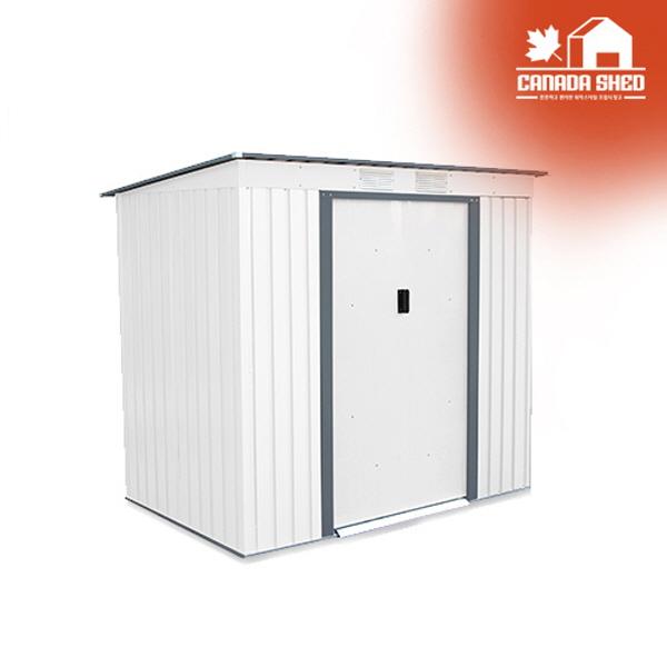 캐나다쉐드 조립식창고 MINI ACE 6x4 0.7평형, 창고단품+무료배송 (POP 178612965)