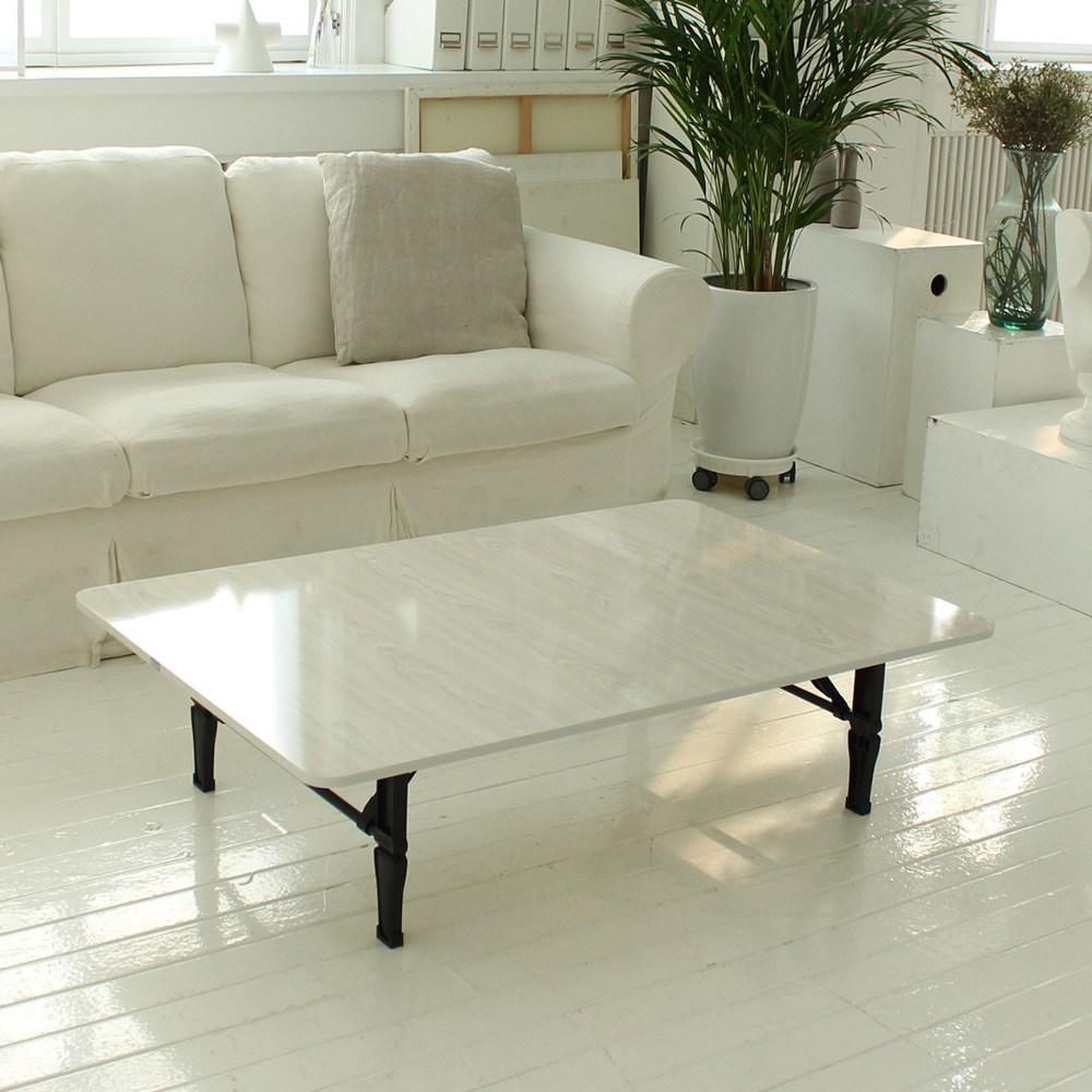 HIGH TABLE LPM쌍발 대형 6~8인용 대형밥상12080, 화이트오크