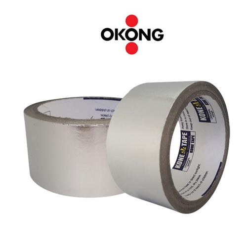 오공 알루미늄테이프 은박테이프 1+1, 1set