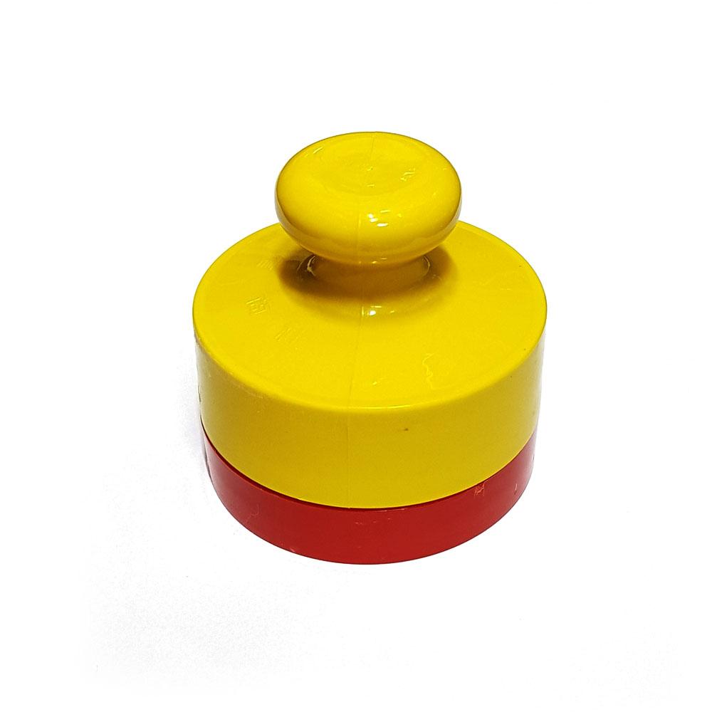 쏘잉스타 칼라 문진 자석 눌림쇠 컬리 문진