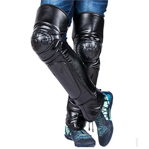 해아다 오토바이 방한 무릎 보호대 발토시 바이크 방한용품