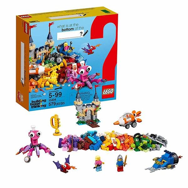 레고 클래식 해저 세계 10404