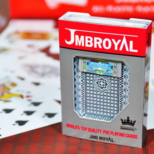 JMBROYAL 정품 트럼프 카드(JMB ROYAL), JMBROYAL정품 카드(JMB ROYAL)낱개