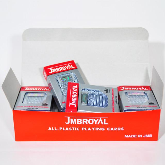 JMBROYAL 정품 트럼프 카드(JMB ROYAL), JMBROYAL정품 카드(JMB ROYAL)상자