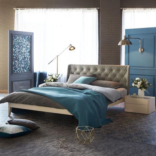 일룸 메이 소프트 침대 퀸, 아이보리(A420V)