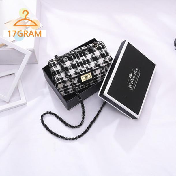 여성 숄더백 겨울 가방 숄더 가방 작은 사각형 가방
