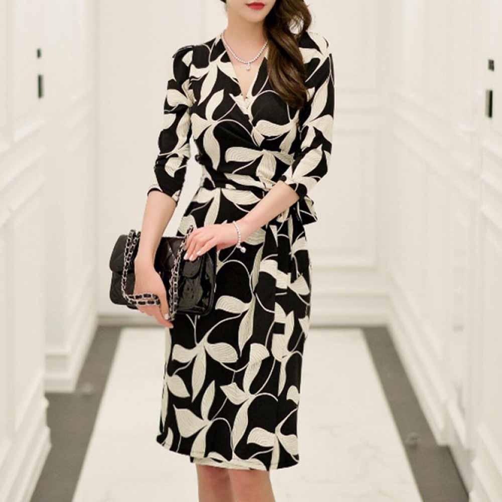 kirahosi 스페셜 겨울 여성 원피스 빅사이즈 가을 슬림핏 치마 드레스 550 Kp92in+ 덧신 증정