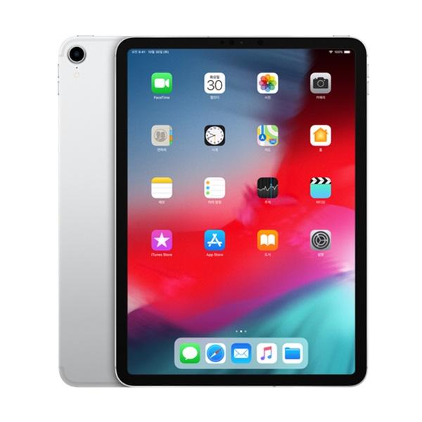 애플 아이패드 프로 3세대 11형 WI-FI 64GB 실버 정품