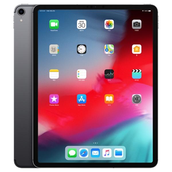 애플 아이패드 프로 3세대 12.9 WI-FI 256G 그레이 정품