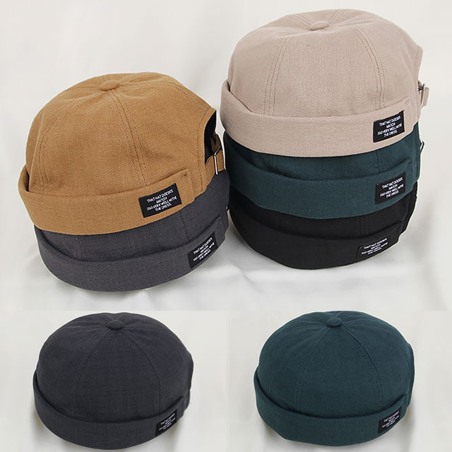 이코마켓 바비 여자 남자 와치캡 숏 비니 모자