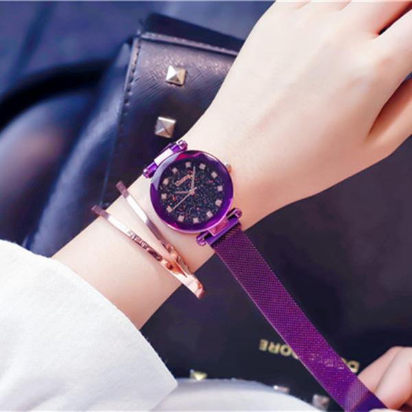 이지트랜드 여성 손목 시계 패션 bo20