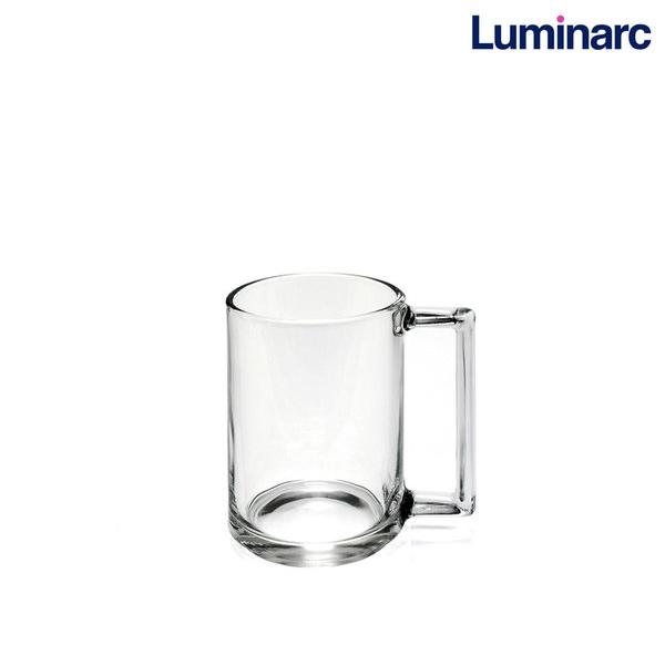 루미낙 피트니스 강화유리 머그컵, 90ml