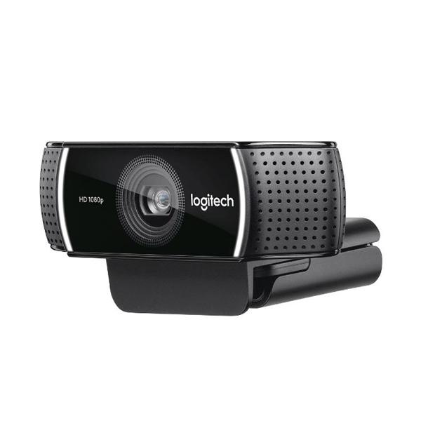 로지텍 C922 PRO STREAM 웹캠 화상카메라 PC캠 삼각대포함 캠코더, 혼합색상