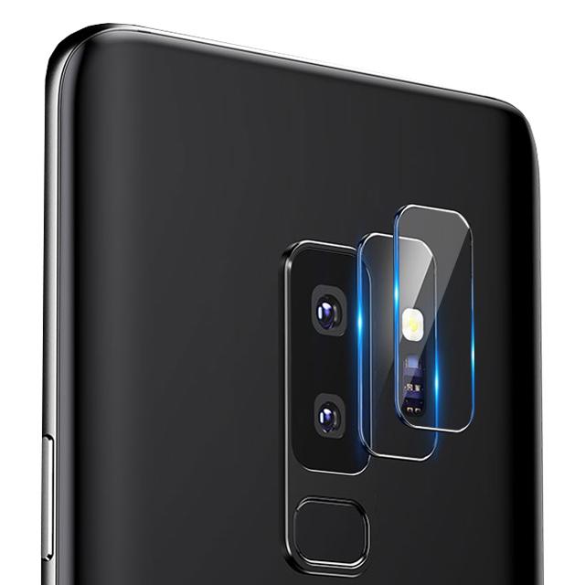 챌린지하이브리드 후면 카메라 렌즈 보호필름 1+1 갤럭시 노트9 노트8 S9 플러스, 2개