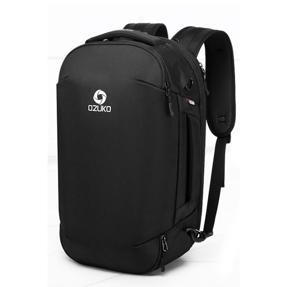 OZUKO 오주코 백팩 3way 여행용 출장용 트래블 대형백팩 대용량 크로스백팩