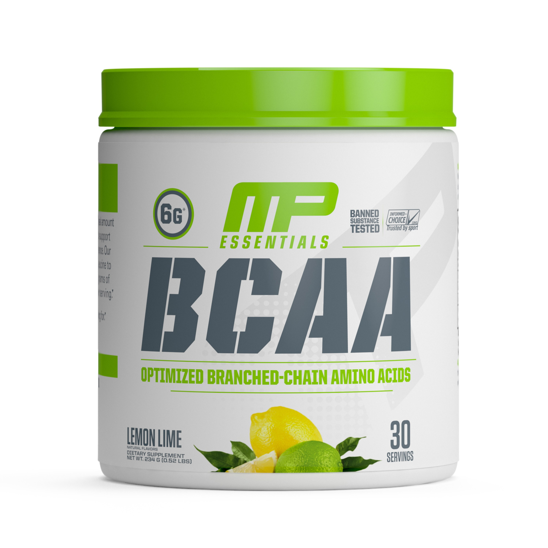 Musclepharm 에센셜 BCAA, 30회, 레몬 라임(Lemon Lime)