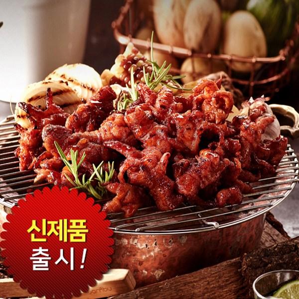 원앙닭발 순한 S라인 불닭발(무뼈), 230g, 1개