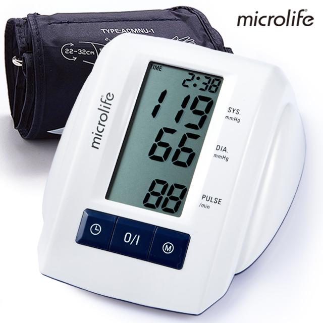 마이크로라이프 자동전자 혈압계+냉장고용기사은품 혈압측정기, BP3BM1-3, 1개