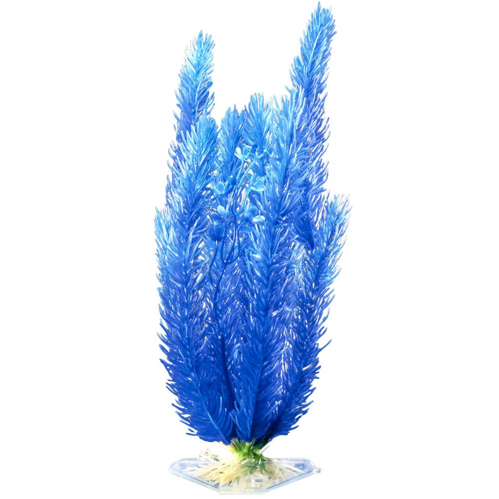 펜플락스 아쿠아-플랜트 인조수초 네온 M, Blue, 1개