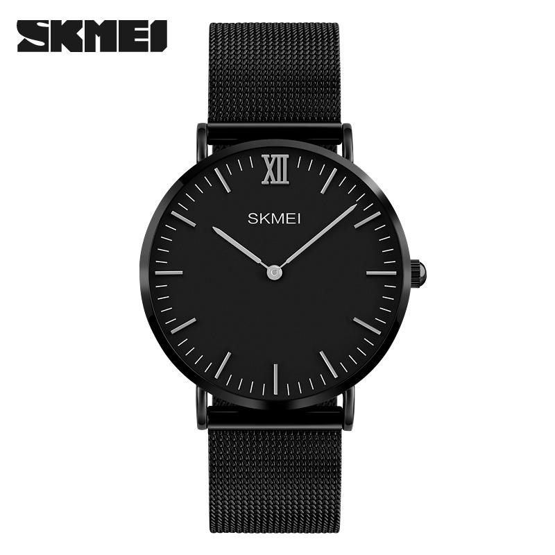 SKMEI 1181 방수 메탈 손목 시계
