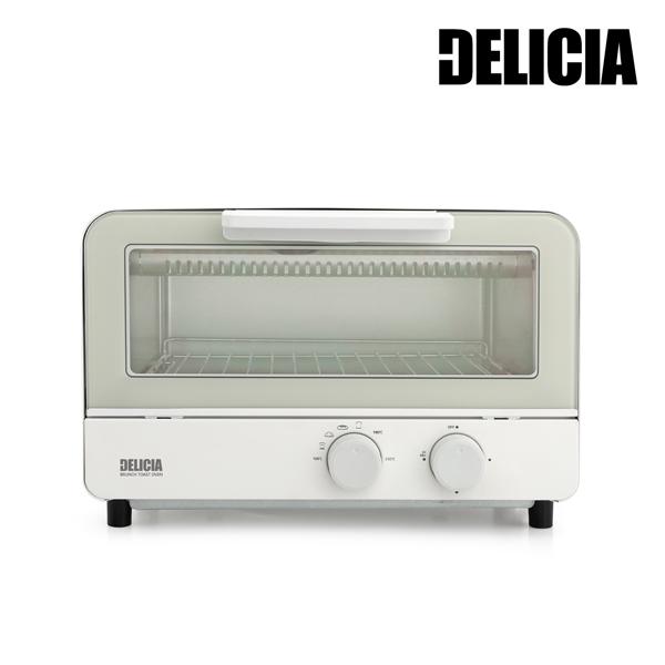 델리시아 스팀 오븐 토스터기 SO-2100, 스노우화이트