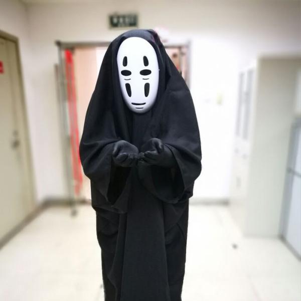 갓샵 [핵인싸템 가오나시옷 코스프레분장 S-2XL size] 캐릭터 의상 가면 할로윈 코스튬