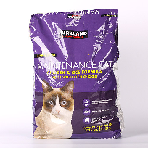 무료배송/커클랜드 시그니춰 고양이 사료 11.3kg