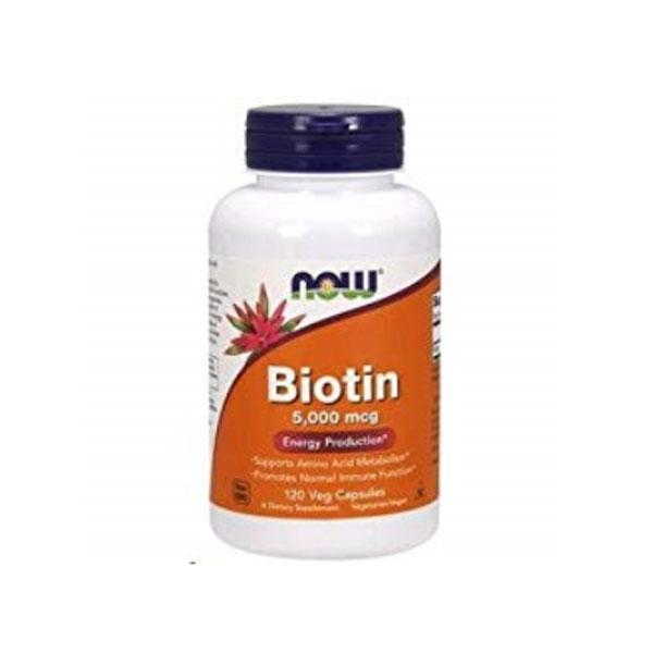 나우푸드 비오틴NOW Foods Biotin 5000mcg120정 0474